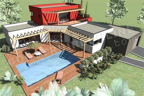 Jeux De Construction De Villa 2779 by Plan De Maison Clapotis
