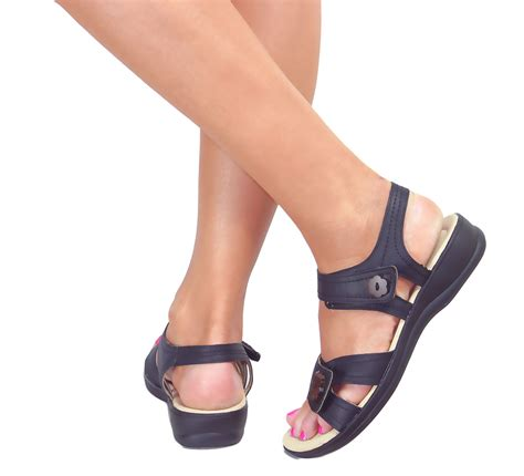 sandal heels for wide womens wide fit low wedge heel comfort casual ankle