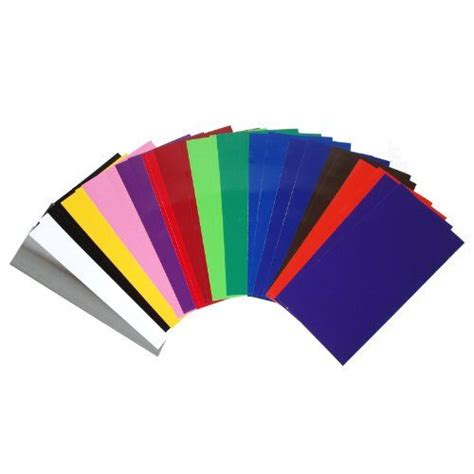 is cricut printable vinyl permanent 12 quot x 12 quot 30 sheets of assorted glossy colors of