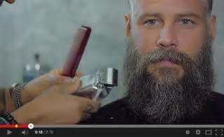 comment tailler sa barbe 224 la tondeuse