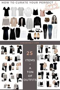 how to build a capsule wardrobe plus free workbook