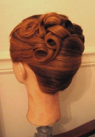 hairstyles french roll download bridesmaid hair curly french twist scrapbook my style