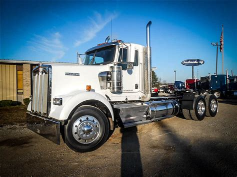 kw sales used 2004 kenworth t800 tandem axle daycab for sale in ms