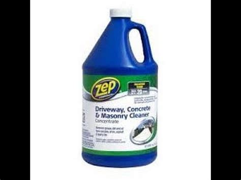 Garage Degreaser by How To Degrease Your Garage Floor