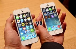 Image result for iphone 5 vs 5s size. Size: 244 x 160. Source: www.pocket-lint.com