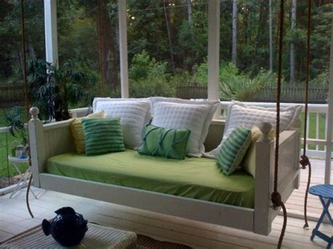Patio Swing Daybed Canada 48 Spectacular Outdoor Daybeds For Relaxing In The Sun