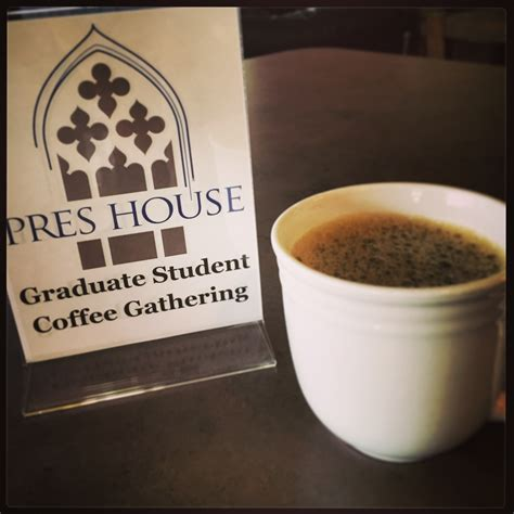 Coffee Pres graduate student fellowship