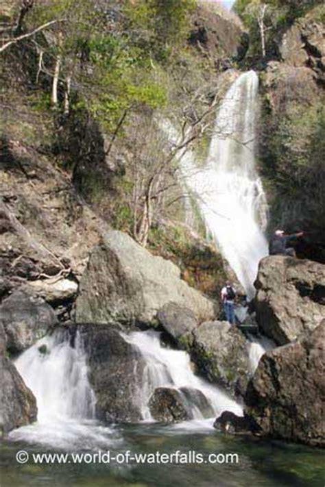 Table Salmon Creek by Salmon Creek Falls Big Sur California Usa