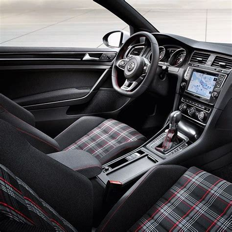 Vw Gti Plaid Fabric by 121 Best Volkswagen Golf Gti Mk7 Images On