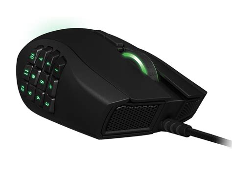 Mouse Gaming Razer Naga Razer Naga Gaming Mouse Ergonomic Mmo Gaming Mouse Razer Asia Pacific