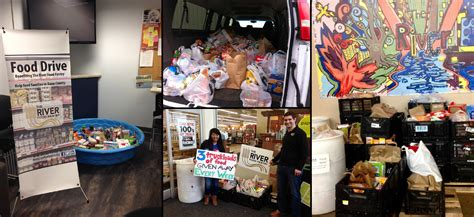 The River Food Pantry by Food Drive Kit The River Food Pantry