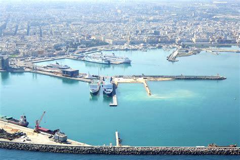 port of bari italy bari ferry terminal new port in bari italy ferry