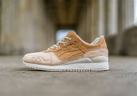 Asics Gel Lyte Iii Vegetable asics gel lyte iii veg leather sneakernews