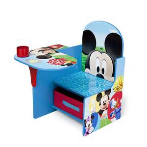 Disney Mickey Mouse Chair Desk With Storage Bin Disney Mickey Mouse Desk And Chair With Storage Bin