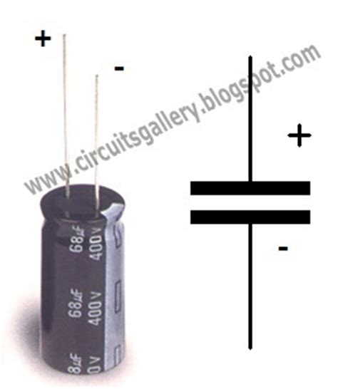 capacitor circuit with led led 12v emergency light circuit diagram electronics circuits