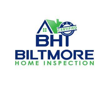 home inspection logo design biltmore home inspection logo design contest logo arena