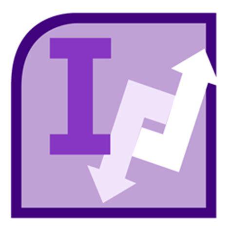 Infopath Logo Microsoft Infopath 2010 Icon Simply Styled Iconset