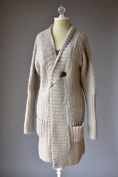 pattern cardigan knitting fireplace cardigan free knitting pattern knitting bee