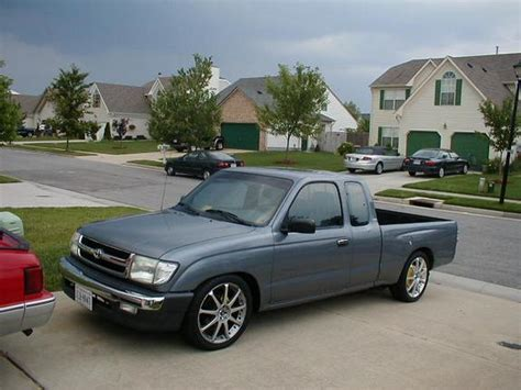 1998 toyota ta xtra cab minitruckintoy s 1998 toyota tacoma xtra cab in