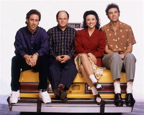 Seinfeld The by Master Of Their Domain 10 Great Seinfeld Episodes Pictures Rolling