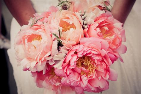 pink peonies wedding peonies trending now weddings curatehub