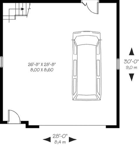 detached garage floor plans detached garage with storage above 21899dr cad