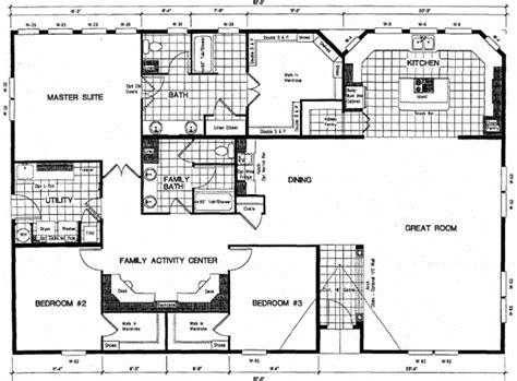 hogan homes floor plans floor plans usit llc the gardenia manufactured home j m homes llc