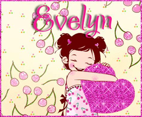 imagenes de i love you evelyn el mundo de cherry mi nombre evelyn