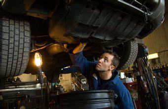qualifications   automotive technician chroncom