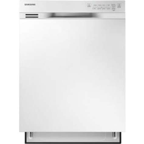 Dishwasher Teka Dw 8 80 Built In samsung 24 in front dishwasher in white with