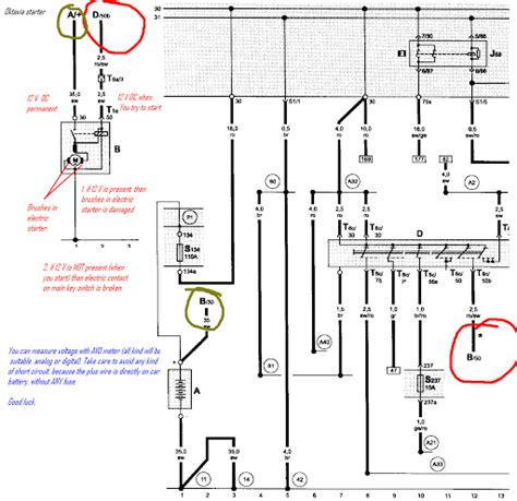 wiring diagram skoda fabia wiring free engine image for