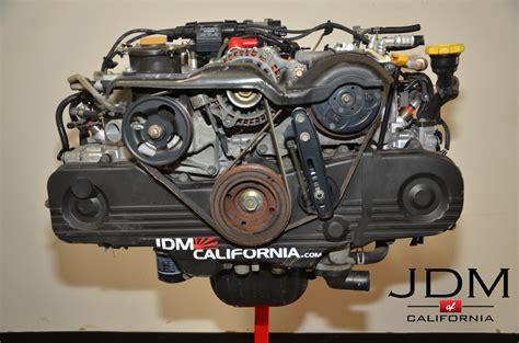 subaru ej20 engine jdm subaru ej20 non turbo sohc engine 99 04 jdm of