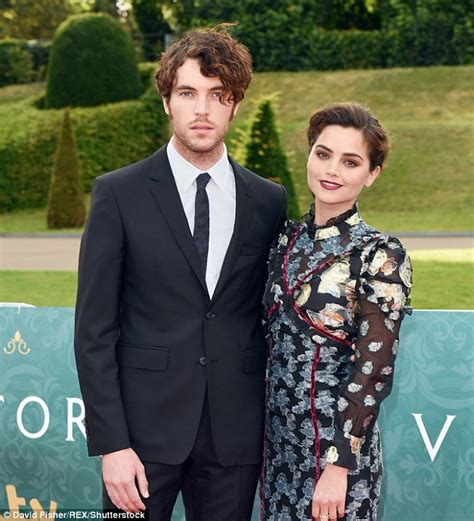 tom hughes death victoria s jenna coleman and tom hughes have been