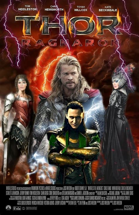 film thor ragnarok bagus loki spoof poster thor ragnarok july 28 2017