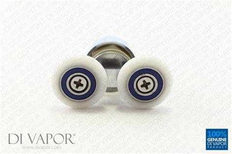 Shower Door Roller Wheels Di Vapor R Shower Door Roller Replacement 4mm To 6mm Glass Wheels Ebay