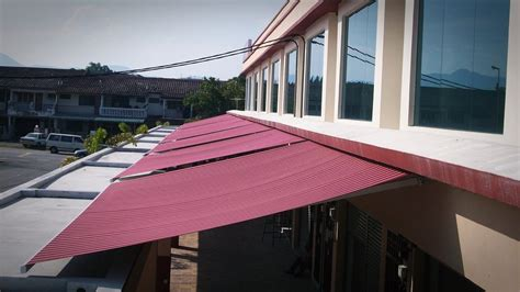 retractable awning system foh hin canvas sdn bhd