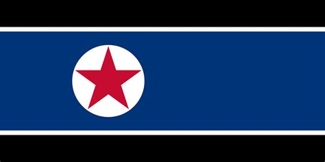 what are the colors of the south flag this korean flag using the colors of the south