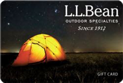 ll bean gift card balance check the balance of your ll bean gift cards - Ll Bean Gift Cards For Sale