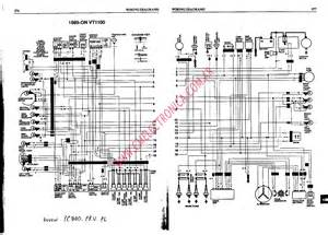1100 honda shadow aero wiring diagram get free image about wiring diagram
