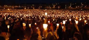 Candle Light Vigil by Human Trafficking Candlelight Vigil Pinellas County