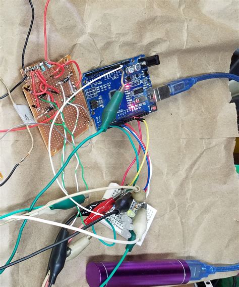 autorange voltmeter instructables