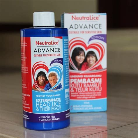 Lotion Anti Kutu Rambut Neutralice Advance Lotion 475ml jual neutralice advance lotion 475ml untuk basmi telur kutu rambut di lapak syaiful shop