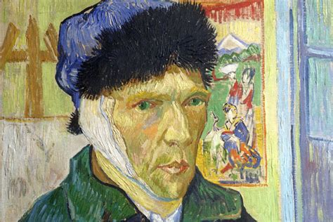 van gogh ear mystery of van gogh s severed ear has been solved new