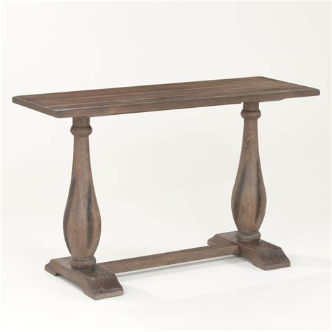 world market sofa table 17 best images about console tables entry on resorts furniture and pine
