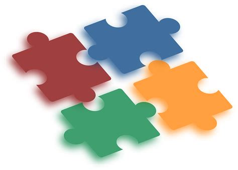 Puzzle Part free vector graphic jigsaw puzzle parts jigsaw free