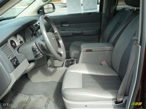2005 Dodge Durango Interior by Medium Slate Gray Interior 2005 Dodge Durango Limited 4x4 Photo 47186829 Gtcarlot