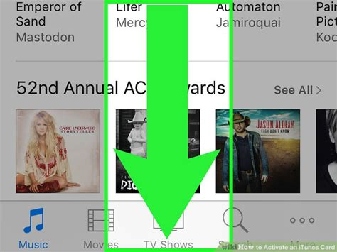 Itunes Gift Card Activation - 3 ways to activate an itunes card wikihow