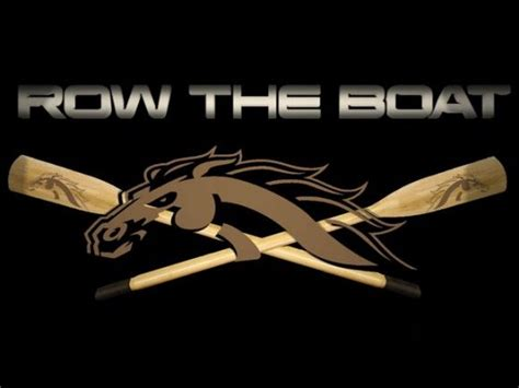 row the boat logo 29 best western michgan broncos images on pinterest