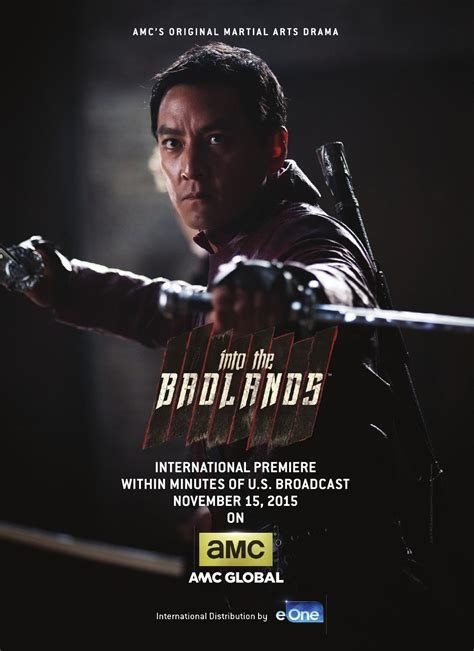 amc into the badlands poster into the badlands poster the hypersonic55 s realm of