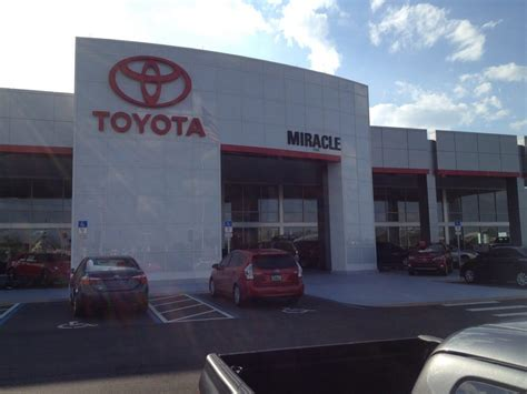 toyota dealership number miracle toyota 26 reviews car dealers 37048 us